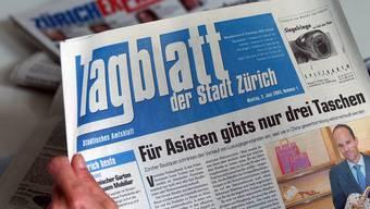 Blocher übernimmt neu das «Tagblatt der Stadt Zürich».