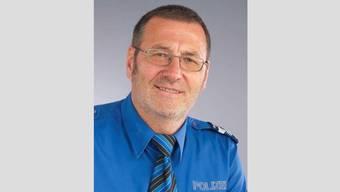 Samuel Häfliger von der Stadtpolizei Aarau.