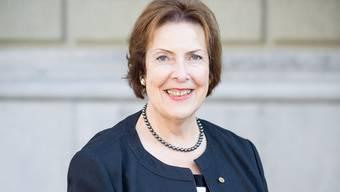Christine Egerszegi unterstützt Maya Bally. Es ist nicht das erste Mal, dass die ehemalige Ständerätin eine Kollegin einer anderen Partei unterstützt. Sie half auch schon Pascal Bruderer von der SP.
