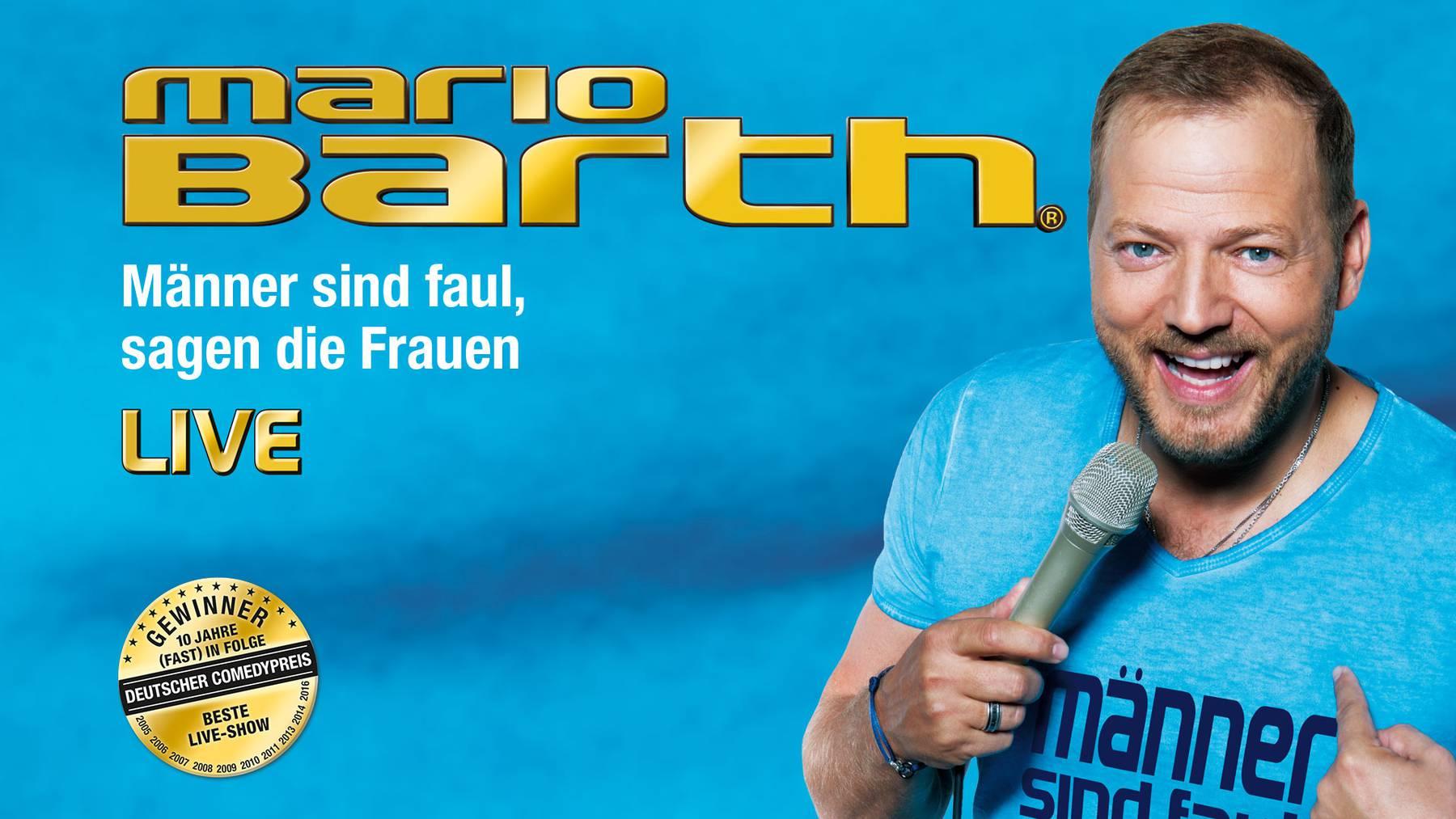 Mario Barth in Dornbirn