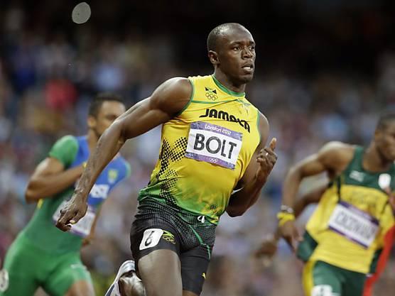 Usain Bolt ist der beste Sprinter der Welt