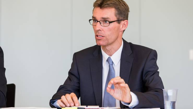 «So habe ich meine Geburtsstadt Aarau neu und intensiv kennen gelernt», sagt der zurücktretende Stadtrat Lukas Pfisterer.