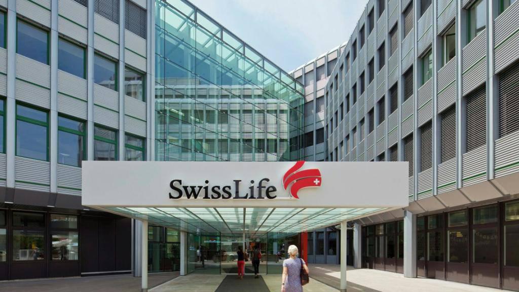 Swiss Life weist fürs erste Halbjahr einen Gewinnrückgang aus