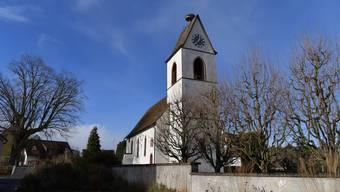 Schauplatz eines Hauskrachs: die reformierte Kirche in Biel-Benken.