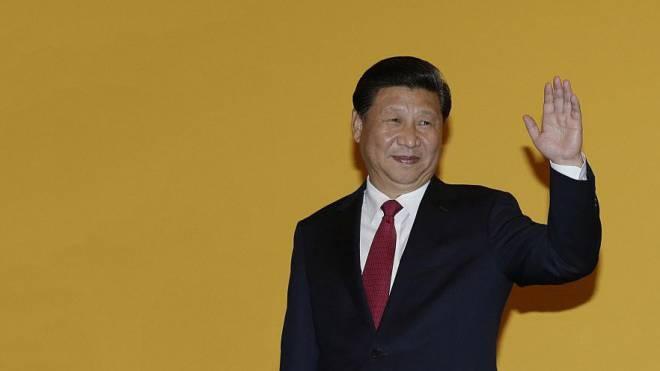 Nach seinem Besuch in Bern wird Xi Jinping weiter an das World Economic Forum nach Davos reisen. Foto: Peter Nicholls/Reuters