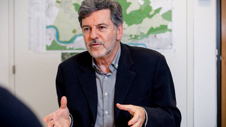 Gemeindeammann Dieter Martin bleibt Gemeindeammann von Obersiggenthal