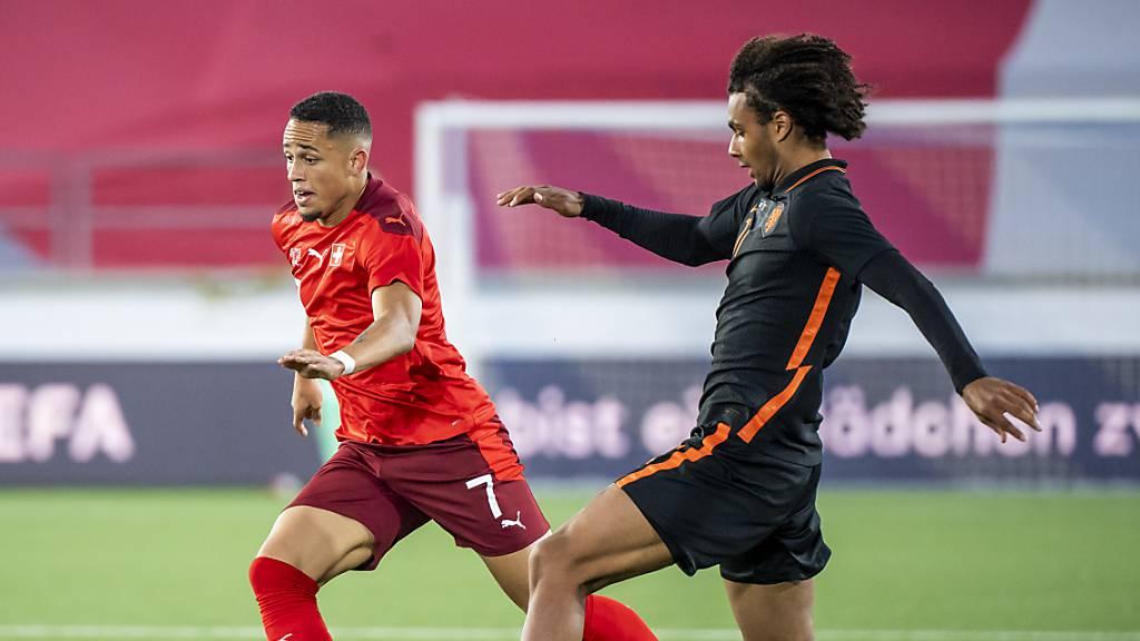 Okafors Doublette reicht nicht zum Sieg gegen die Niederlande