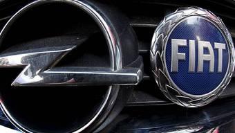 Fiat will Opel übernehmen (Archiv)
