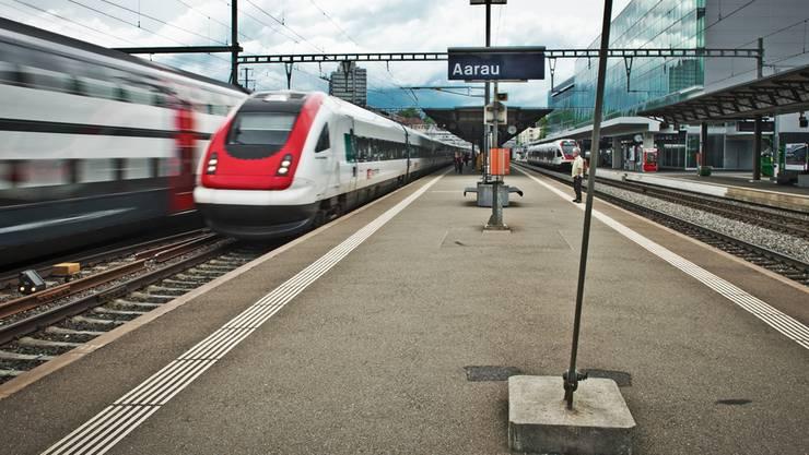 ICN-Verbindungen werden am Standort Aarau geschwächt.