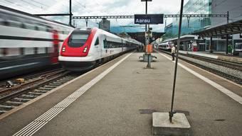Fahrplanänderungen im Kanton Aargau