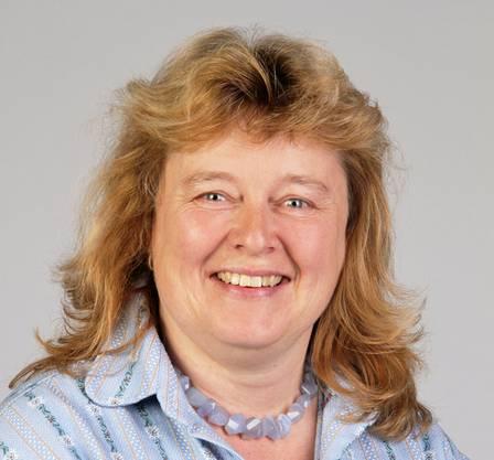 Susanne Strub Landrätin SVP