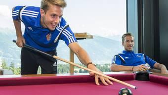 Daniel Hoegh fühlt sich wohl in der Schweiz.