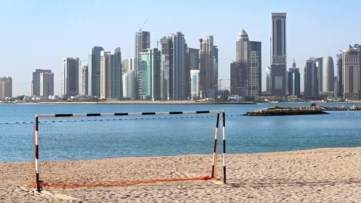 Doch kein WM-Fussball im Wüstenstaat Katar?