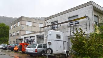 In diesen Gebäuden an der Holdermattstrasse hätten zwei Vereinslokale entstehen sollen.