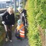 Am Clean-up-Day in Schöftland haben 55 Personen 263 Kilo Abfall gesammelt