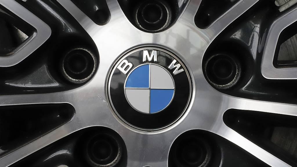 BMW legt im Oktober beim Absatz zu