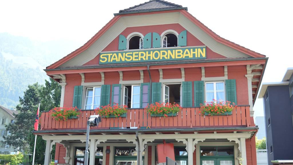 Rekordjahr für die Stanserhorn-Bahn
