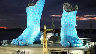 Pech für Premierengäste der Bregenzer Festspiele