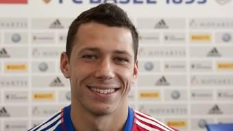 Marek Suchy ist beim FC Basel als Abwehrchef gesetzt.