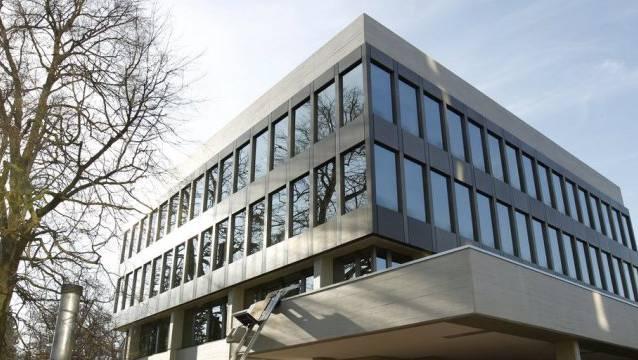 Das Aargauer Obergericht in Aarau