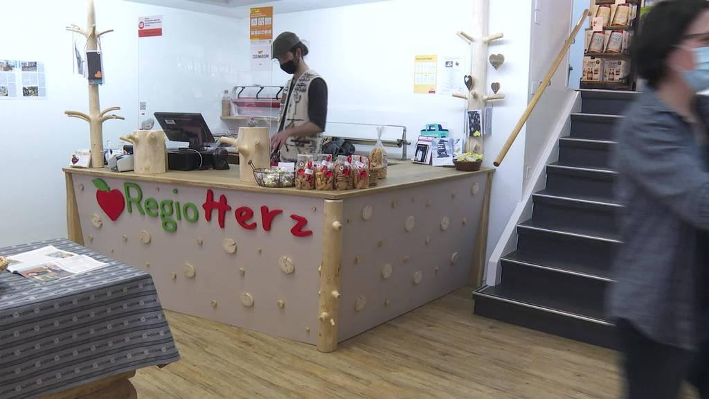 Hofladen in St.Gallen: Bauernprodukte kommen in die Stadt