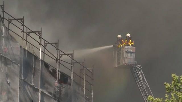 Fakten zur Brandkatastrophe