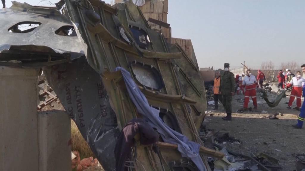 """Versehentlich abgeschossen: 176 Menschen sterben wegen """"menschlichem Versagen"""""""