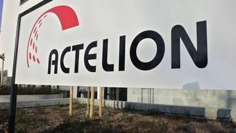 Beim Neubau des Biotechnologieunternehmens Actelion in Allschwil ist es zu Verstössen gekommen. (Archiv)