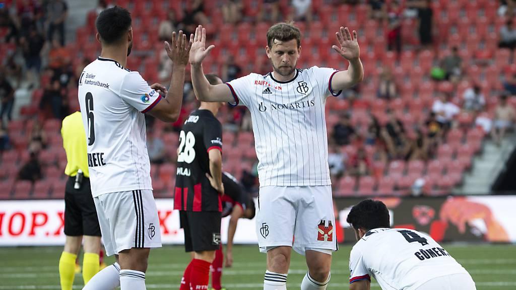 Basel gewinnt, Luzern verliert