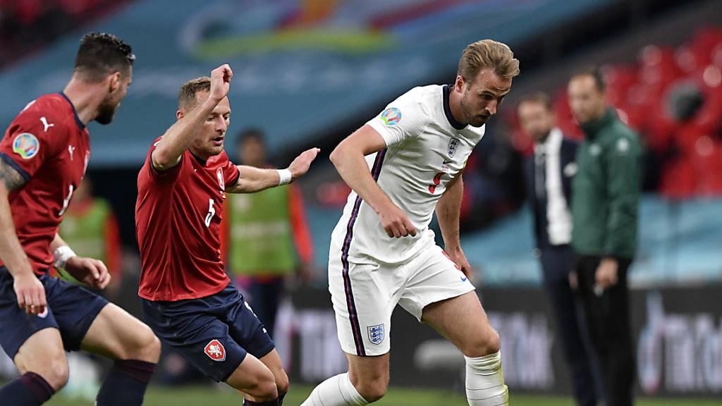 England wird durch Sieg gegen Tschechien Gruppensieger