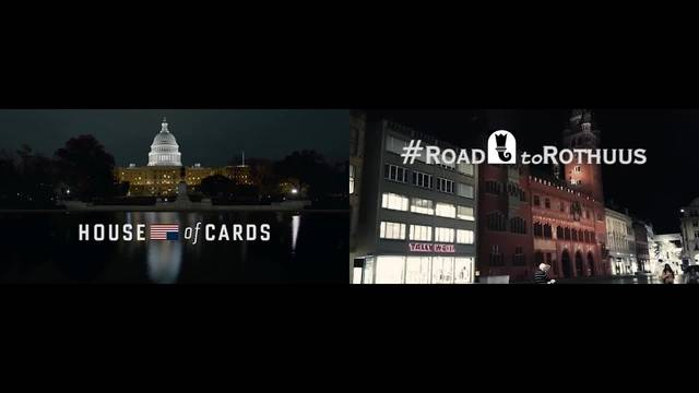 House of Cards in Basel