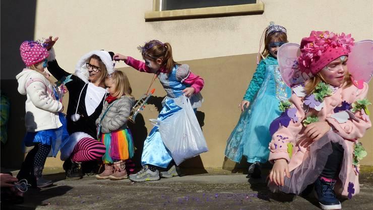 Viel Freude, Ausgelassenheit und schöne Momente bot der Kinderumzug Obermumpf auch dieses Jahr.