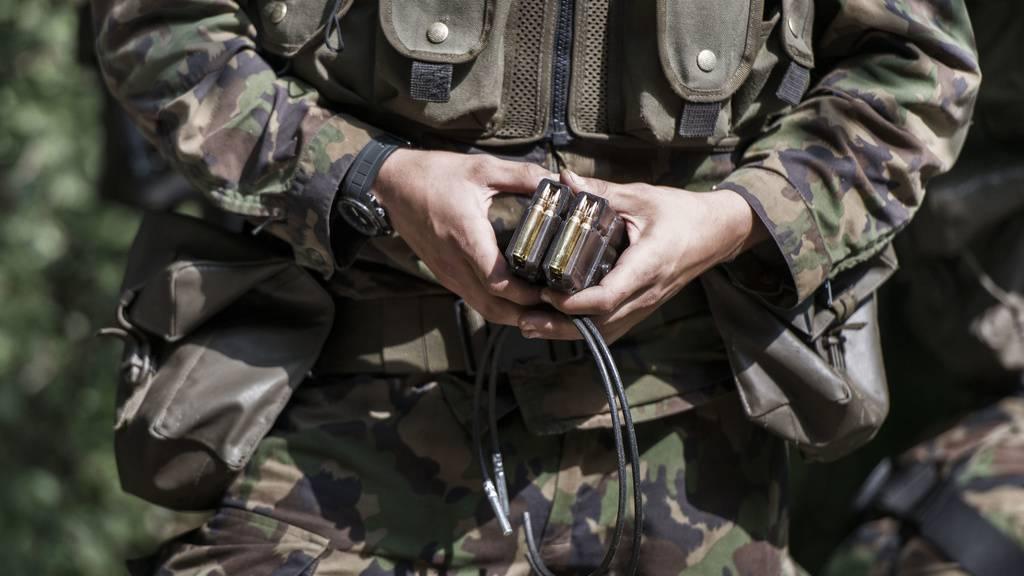 Soldaten in Kaserne Chur mit Coronavirus infiziert
