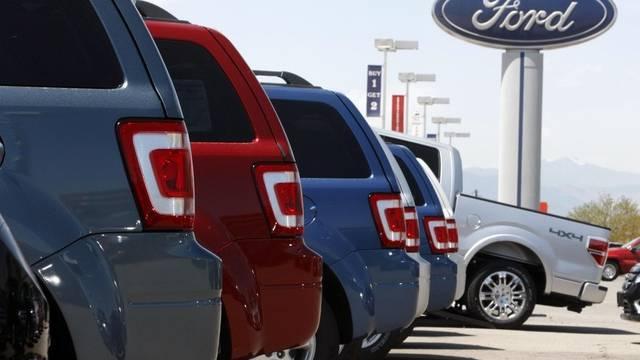 Ford wird den Schuldenberg bis Ende Jahr abtragen