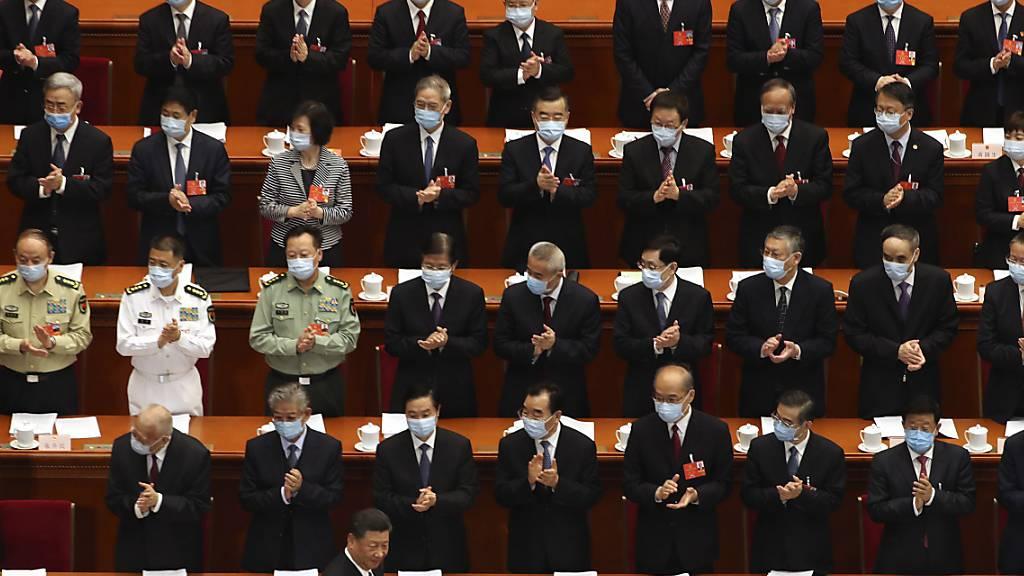 China verabschiedet Sicherheitsgesetz für Hongkong
