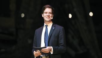 Er überreichte am Freitagabend in Stockholm den Alternativen Nobelpreis an verschiedene Menschenrechts- und Umweltaktivisten: Ole von Uexkull, Chef der Right Livelihood Award Stiftung.