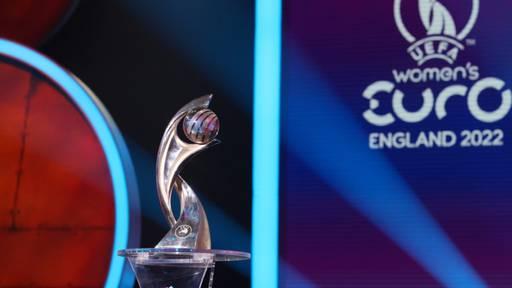 Schweizerinnen an der EM 2022 in Hammer-Gruppe