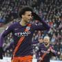 Leroy Sané bereitete das 2:0 vor und schoss das 3:0 beim Sieg von Manchester City in Huddersfield