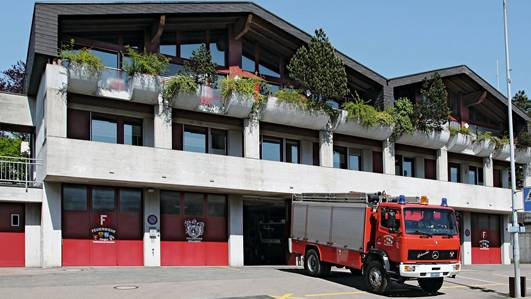 Die Feuerwehr Regio Heitersberg wird ihr Feuerwehrmagazin in die Steffen Garage AG verlegen, dem Mietvertrag für die Garage wurde zugestimmt.