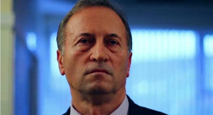 Der kosovarische Politiker Azem Syla
