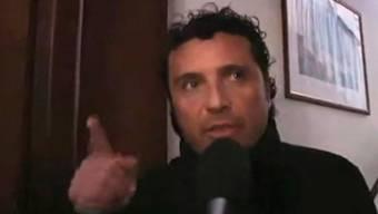Der Funkspruch von Costa-Concordia-Kapitän Francesco Schettino