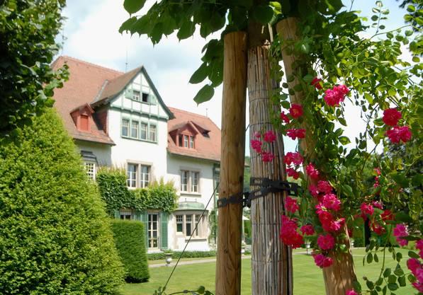 Der Badener Architekt Karl Moser baute die Villa Langmatt 1900/01 für Sidney und Jenny Brown-Sulzer.