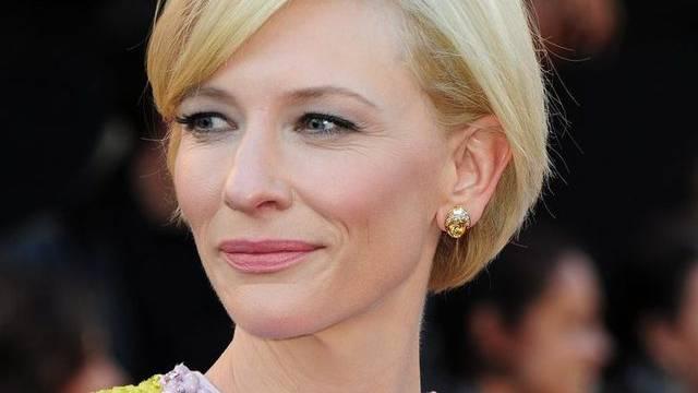Aufnahme der Schauspielerin Cate Blanchett während der Oscarverleihung 2011 (Archiv)