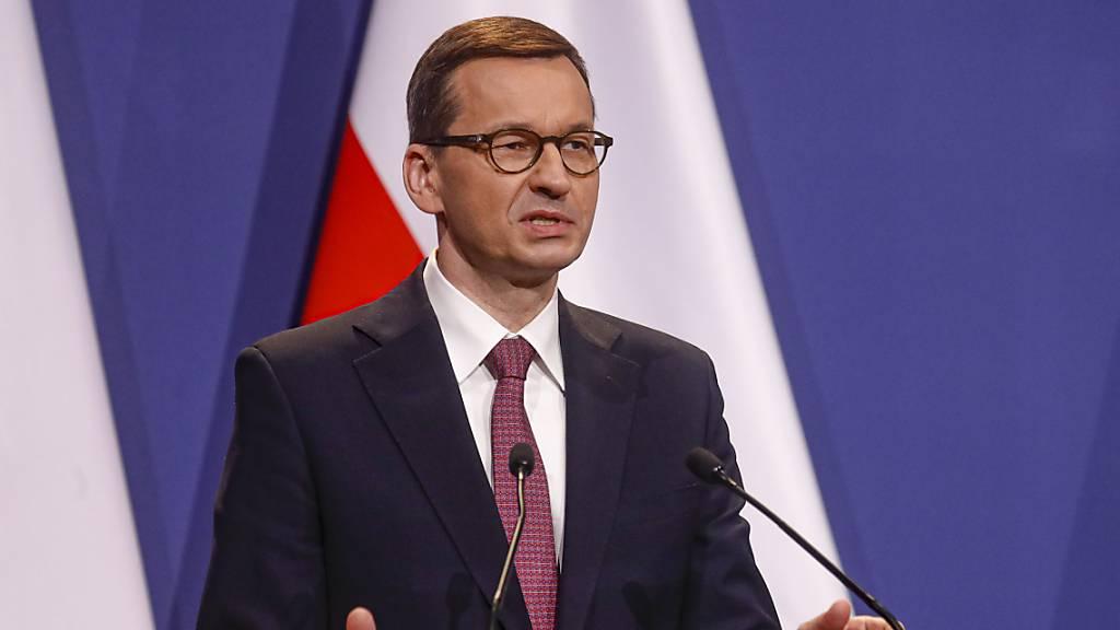 Polnische Regierung präsentiert Plan für Erholung nach Corona