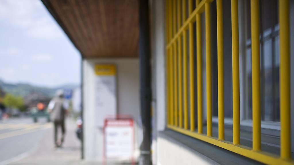 Ständerat lehnt Moratorium für Poststellenschliessungen ab