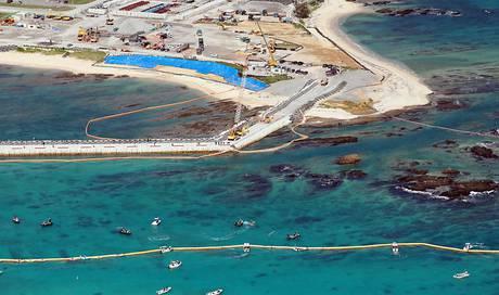 Bewohner von Okinawa stimmen gegen Verlegung von US-Stützpunkt