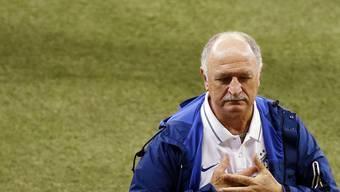 Brasilien-Coach Luiz Felipe Scolari