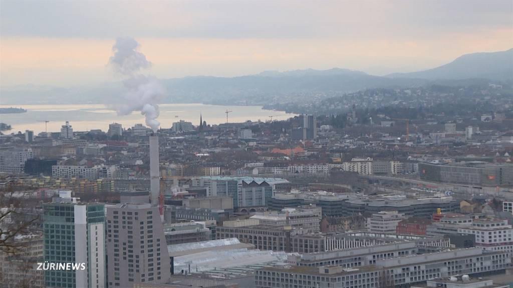 ERZ Zürich leidet unter schneelosem Winter