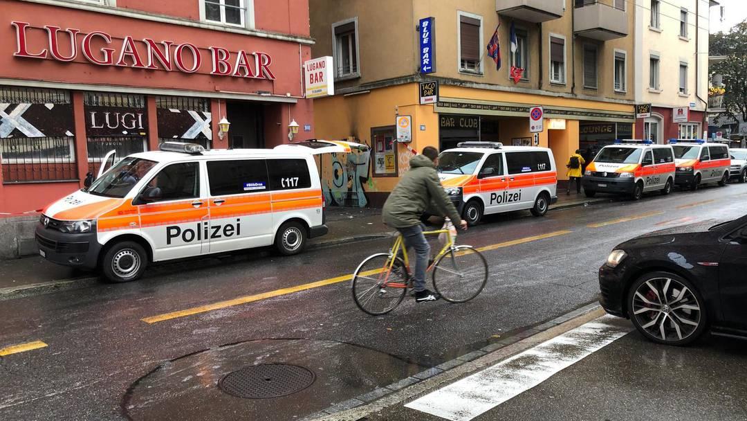 Positiver Corona-Fall im Zürcher Rotlicht-Milieu: 50 Prostituierte und zwei Polizisten in Quarantäne