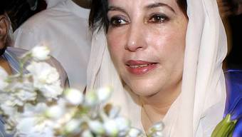 Benazir Bhutto (Archiv)